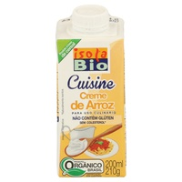 Crema de Arroz para Cocinar Bio
