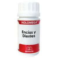Holomega gencives et dents