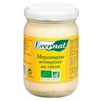 Mayonesa (sabor limón) bio