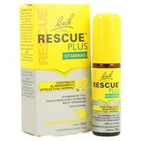 Bach Rescue Plus Vitaminas Spray