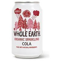 Refresco de Cola sem açúcar bio