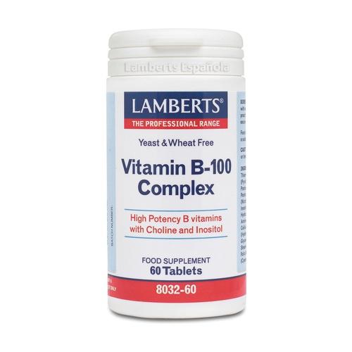 Vitamina B-100 Complex