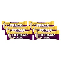 Pack Lifebar Plus (Sabor Banana y Açaí)