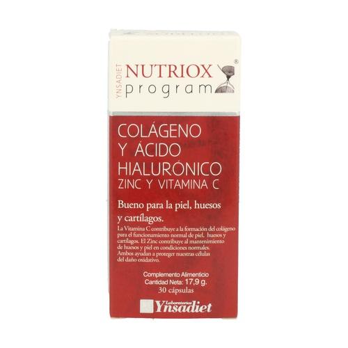 Ácido Hialurónico y Colágeno