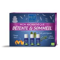Coffret Aromathèque Détente et Sommeil