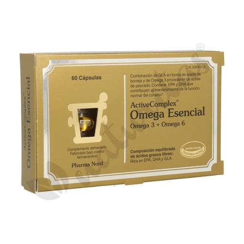 Activecomplex Omega Esencial 60 perlas de Pharma Nord