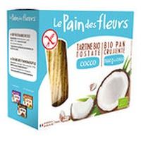 Pan de Flores con Nueces de Coco Bio