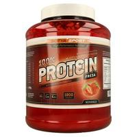 Proteinas 100% (Sabor a Fresa)