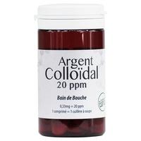 Elixir bucal de prata coloidal