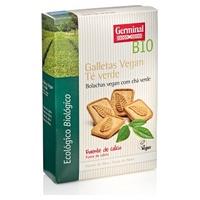 Galletas Vegan Con té Verde Bio