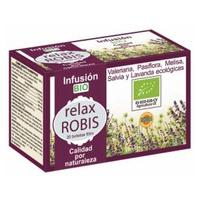 Relax Infusión Bio 20 sobres de Robis