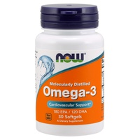 Omega-3 1000mg Molecularmente destilado