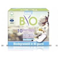 Anatomiczne absorbenty bawełniane - Bio kompostowalna osłona