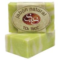 Naturalne mydło z drzewa herbacianego
