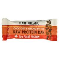 Barrita Proteica de Crema de Almendras y Chocolate