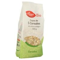 Copos de 5 Cereales Integrales Bio