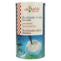 Bicarbonato sódico alimentario