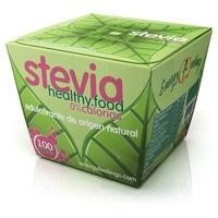 Stevia Sobres Individuales