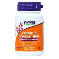 Luteína & Zeaxantina