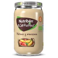 Eco Potito de Plátano y Manzana