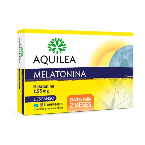 Aquilea Melatonina 1,95 Mg