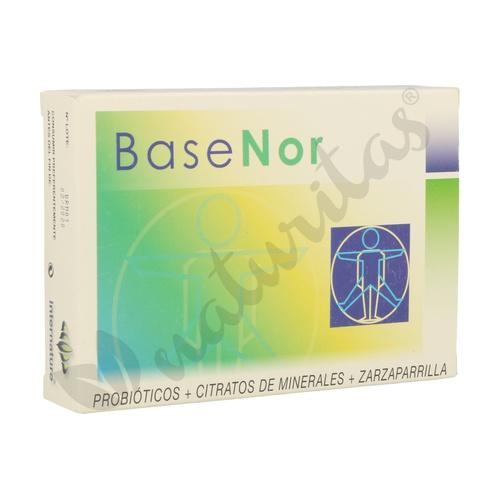 Basenor 60 cápsulas de Internature