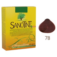 Tinte Sensitive 78 Caoba 125 ml de Sanotint