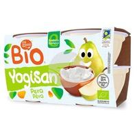Tarritos Yogisan Pera y Yogur Bio sin Gluten