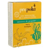 Gumy propolisowe z miodem i eukaliptusem