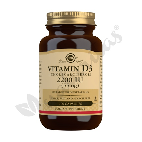 Vitamina D3 2200Ui
