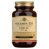 Vitamine D3 2200Ui