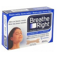 Breathe Right Small Classic Nasal Strips