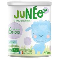 Zboża z suplementami białkowymi w mleku owczym od 6 miesięcy