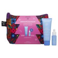 Pacote Aqua Beelicious Comfort Creme Hidratante Textura Rica + Mini Booster Hidratante para Presente