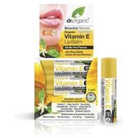 Organiczna balsam do ust z witaminą E.