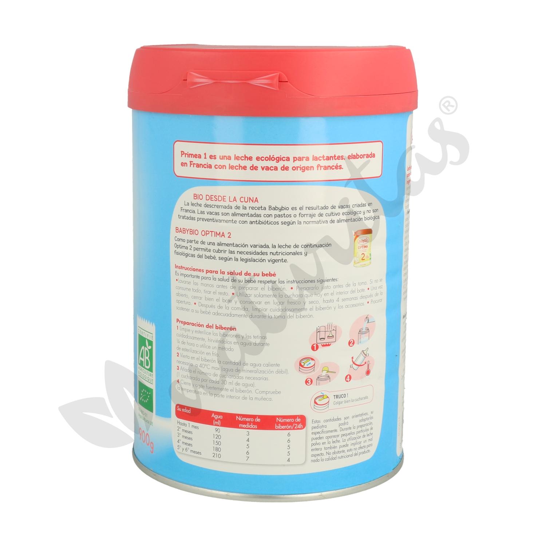 8f13ac5ef Primea Leche ecológica para lactantes 1 900 g de Babybio | Naturitas