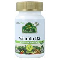 Vitamin D3 Garten