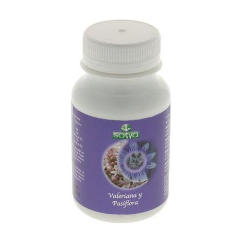 Valeriana y Pasiflora