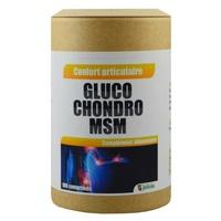 Glucosamine et Chondroïtine MSM