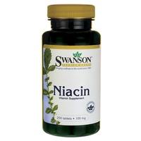 Niacine, 100 mg