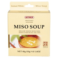 Miso Soup and Instant Tofu