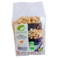 Bolitas de Trigo de Sarraceno con Miel Sin Gluten Bio