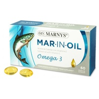 Mar In Oil (olej z łososia)