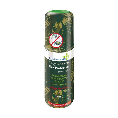 Spray Repelente max Protection- Deet 50