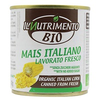 Natural Italian fresh corn - three piece pack