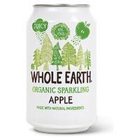 Refresco de Manzana sin Azúcar Bio