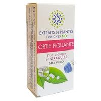 Extractos de plantas frescas Ortiga