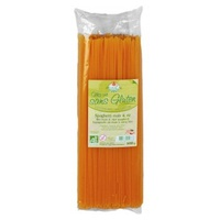 Espagueti Sin Gluten de Maíz y Arroz