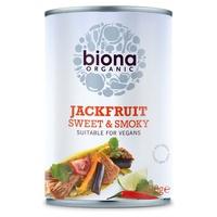 Jackfruit wędzony słodko