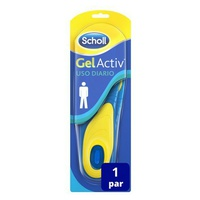 SCHOLL GEL ACTIV EVERYDAY MAN - MSL